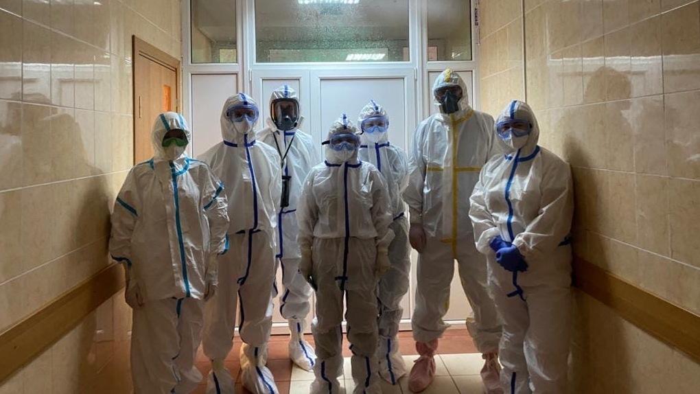 После ослабления режима самоизоляции в Омске резкий скачок заболевших коронавирусом и новая смерть