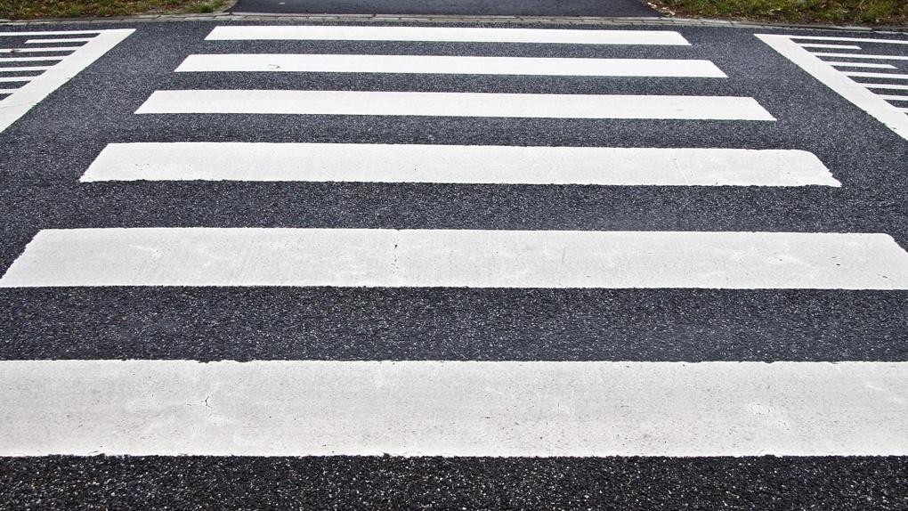 На дорожную разметку и освещение переходов в Омске могут выделить больше денег