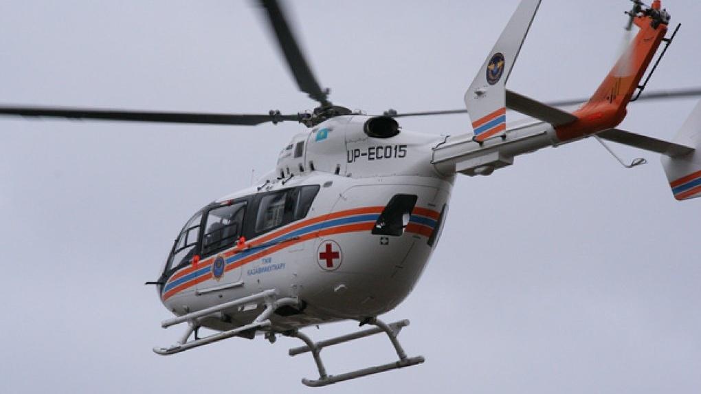 Омская область закупает третий вертолет санавиации