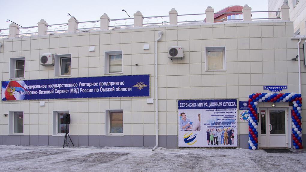 В Омской области иностранцы смогут получать разрешение на работу по принципу «одного окна»