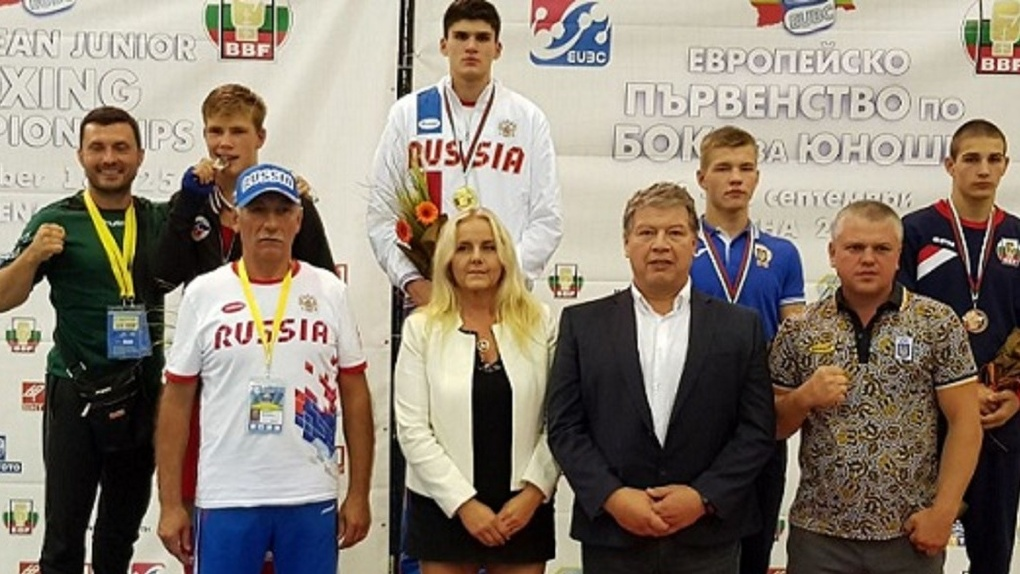 Омич одержал победу в первенстве Европы по боксу