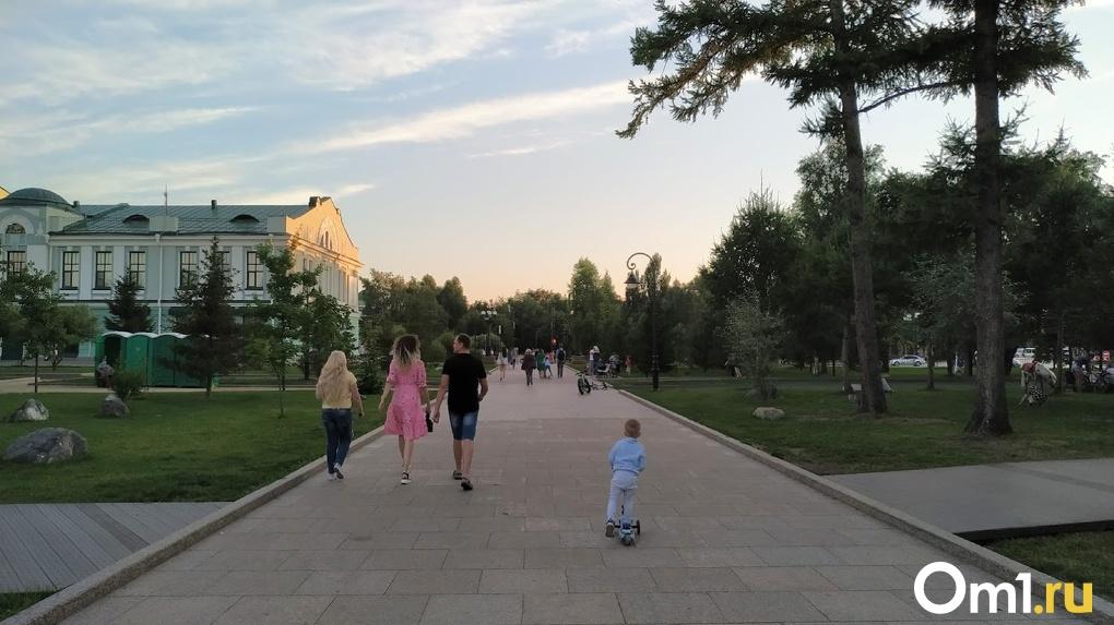 В Омске мальчик сбежал из дома, испугавшись, что его накажут за долгую прогулку