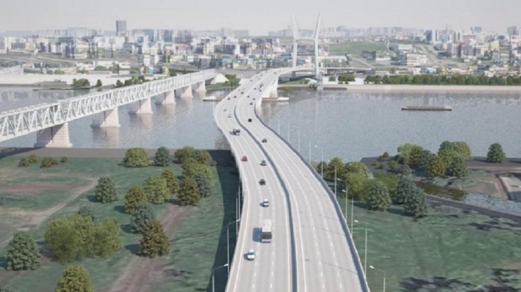 Мэрия Новосибирска выдала разрешение на строительство тоннеля около четвёртого моста