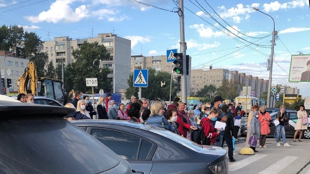 СРОЧНО! Банки и МФЦ заминировали в Новосибирске