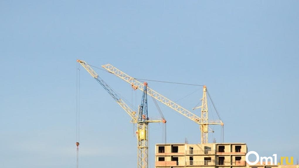 В Омске построят семиэтажку с тремя гаражами для 200 работников суда