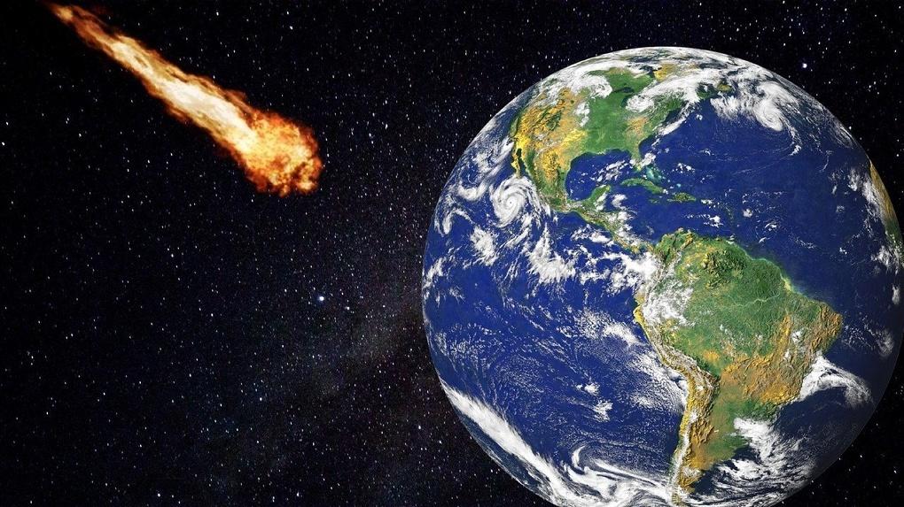 Новосибирцев предупредили о приближении опасного астероида