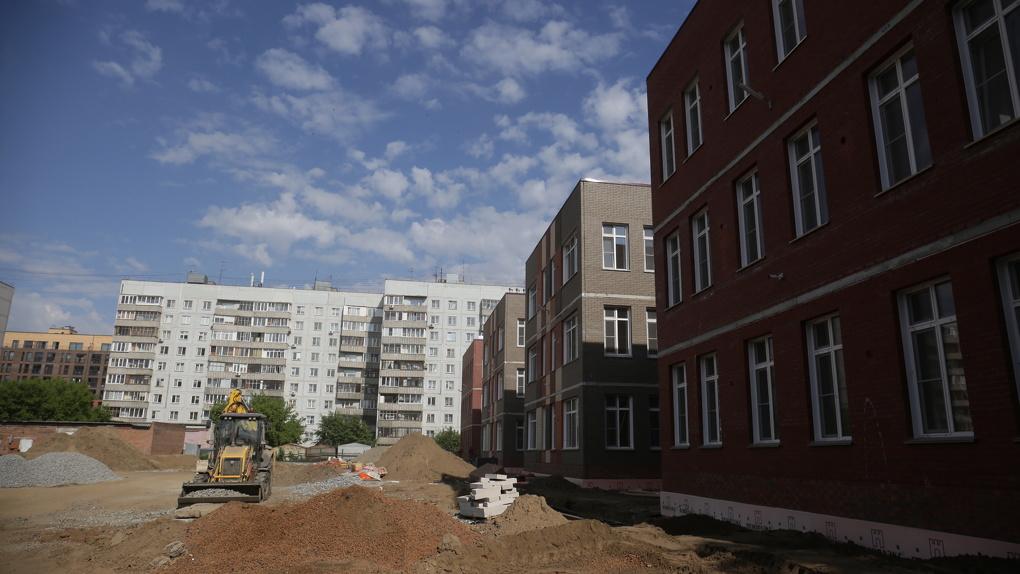 В Новосибирске откроют новый детский сад на 256 мест