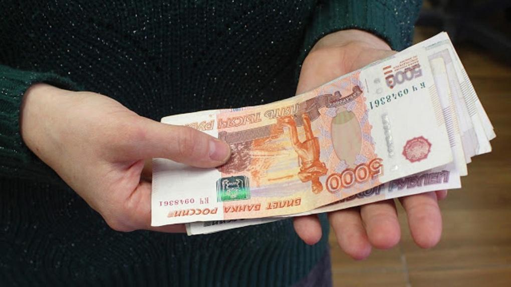 Омским бюджетникам предложили отказаться от части своей зарплаты