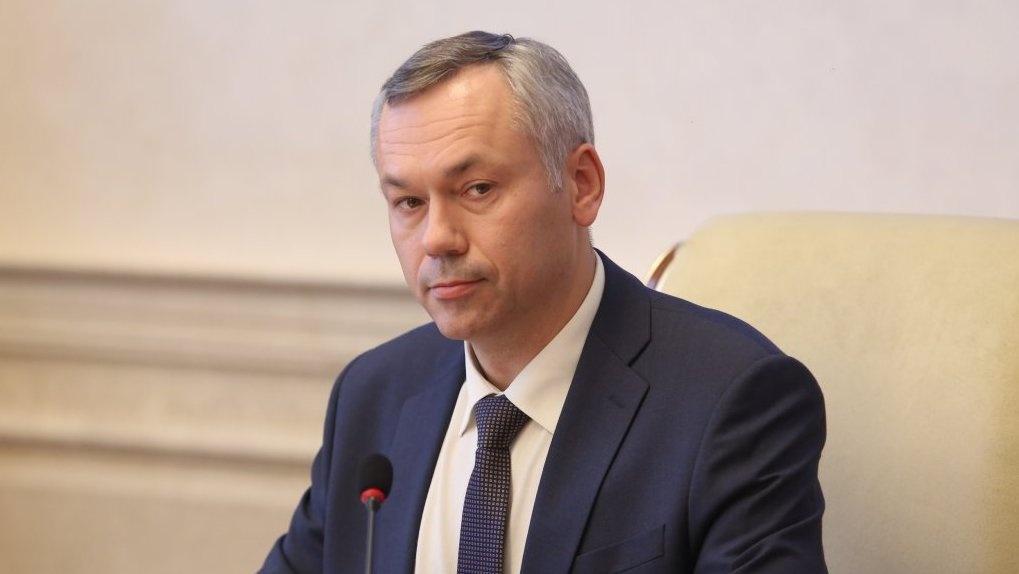 Губернатор Новосибирской области занял первое место в рейтинге интернет-открытости глав регионов