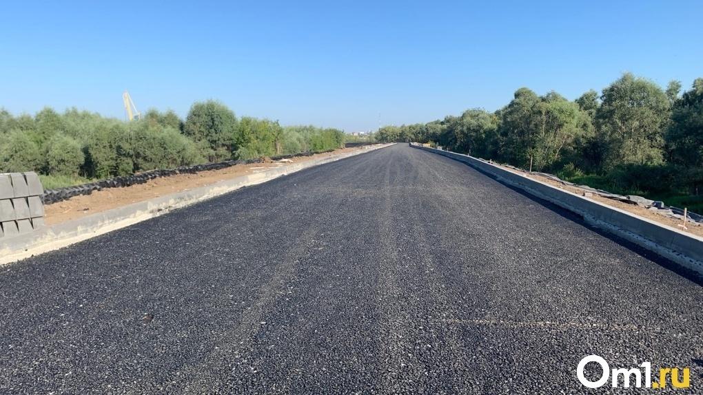Не только 3-я Островская. Омск получит 400 млн на строительство дорог