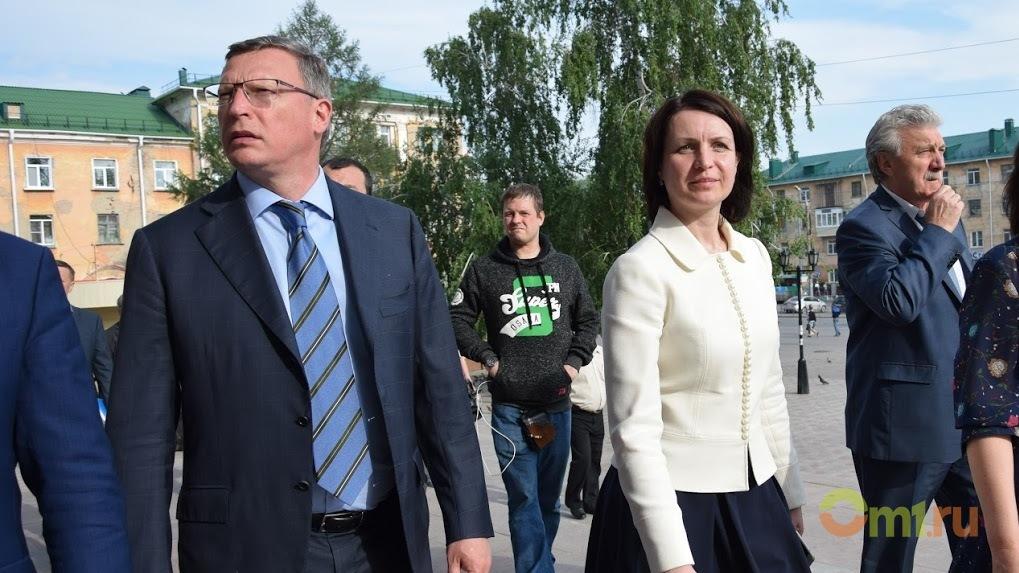 Бурков создал Совет по развитию Омска