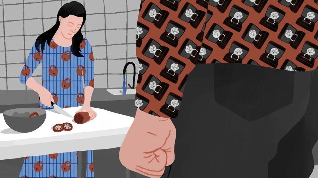79% женщин-убийц страдали от домашнего насилия тех, кого потом убили