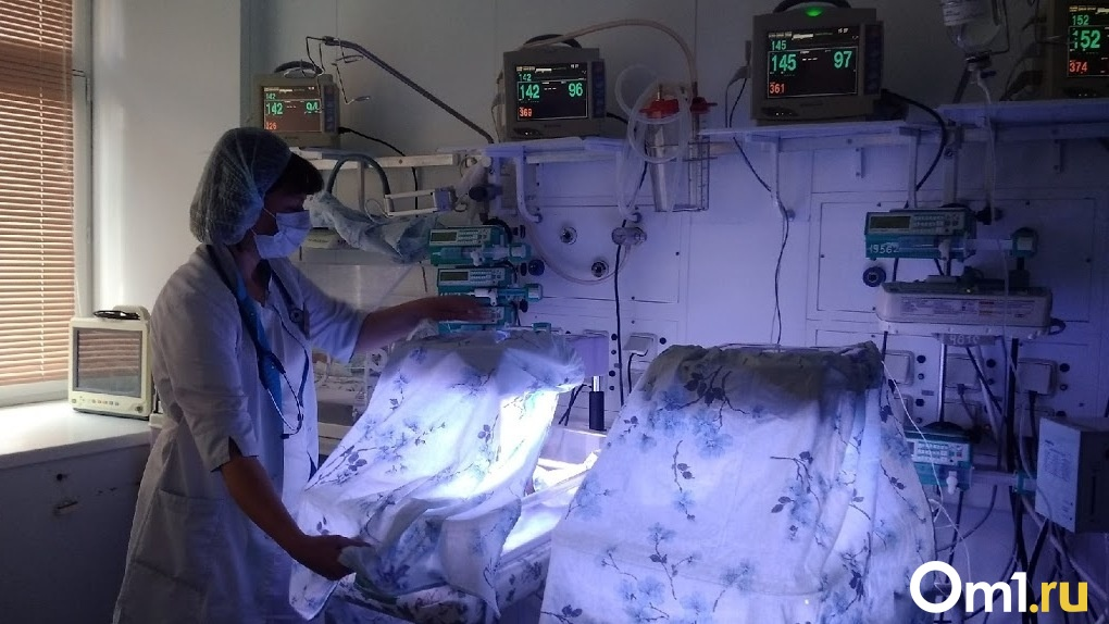 Минздрав прокомментировал информацию о закрытии в Омске неонатального центра для грудничков