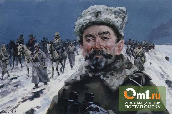 Потомки белого генерала Корнилова пошлют омским кадетам раритетный подарок