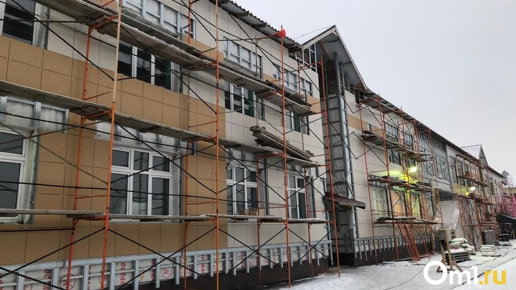 Мэр Омска Оксана Фадина проконтролировала строительство детского сада в «Рябиновке»