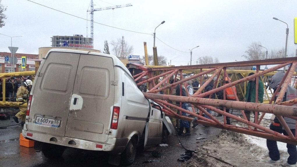 Осуждённый за падение крана в Омске Полукаров на апелляции ссылался на Евангелие