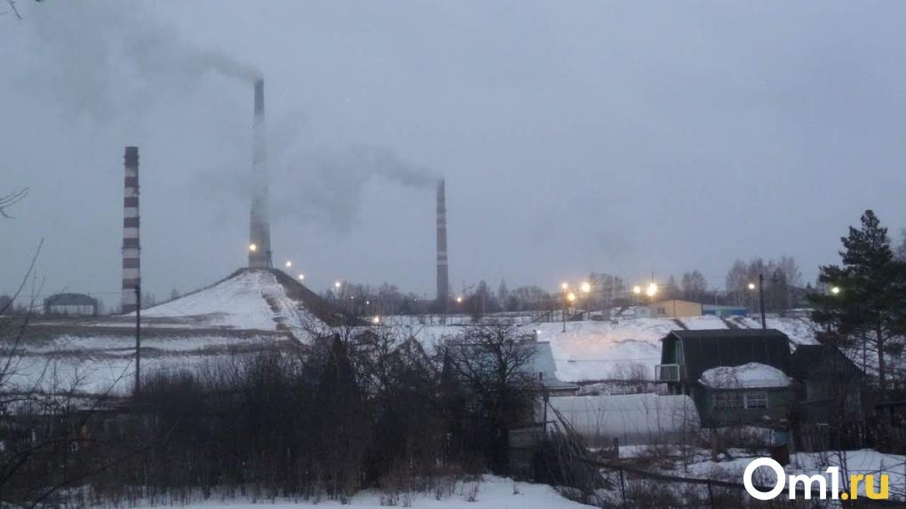 В 2020 году Омск установил рекорд по неблагоприятным метеоусловиям
