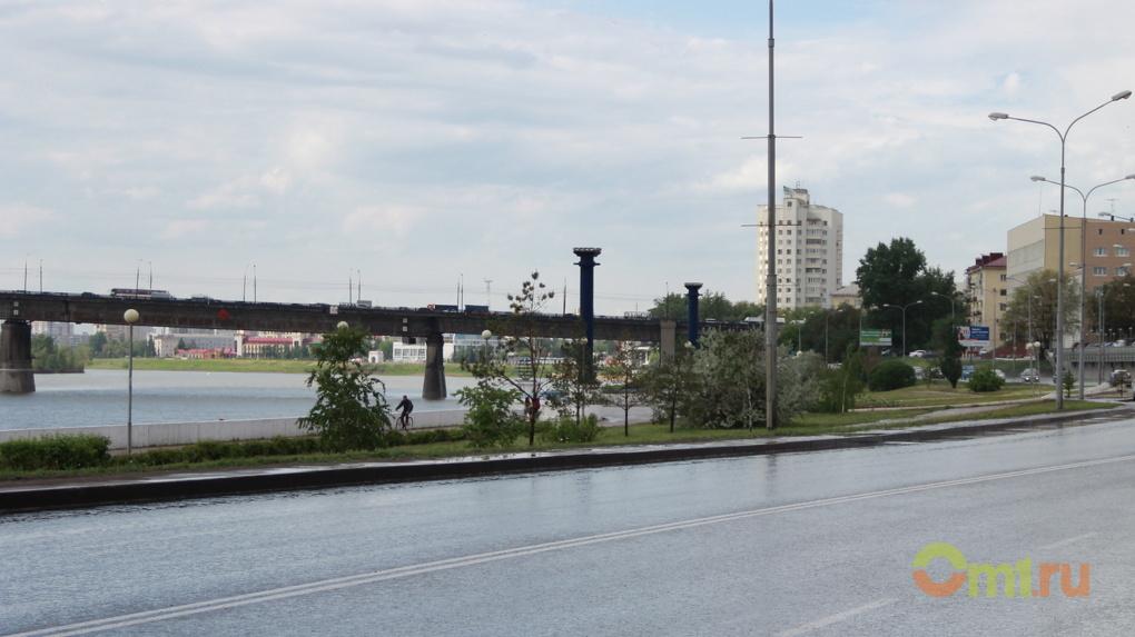 На один день Иртышская набережная превратится в спортивную площадку