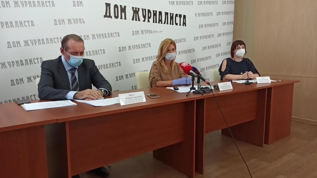 В Омске бессимптомно болеют 71 % заразившихся коронавирусом