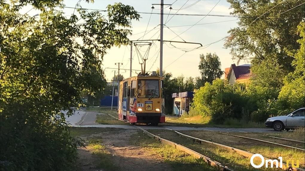 Омичи отстояли трамвай в генплане города