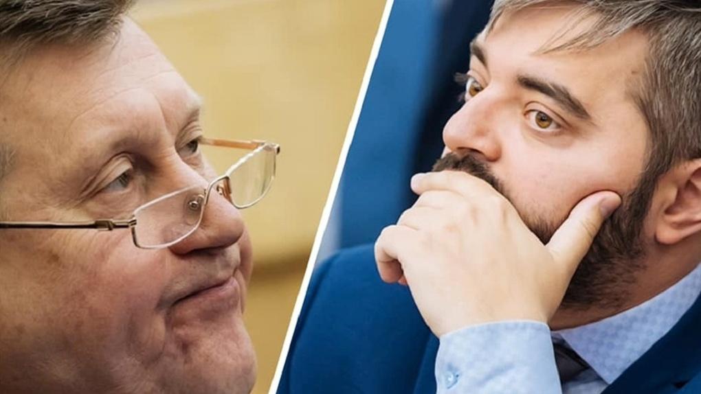 Скоммуниздить не позволю: комиссия по этике разобрала высказывания депутата в адрес мэра Новосибирска