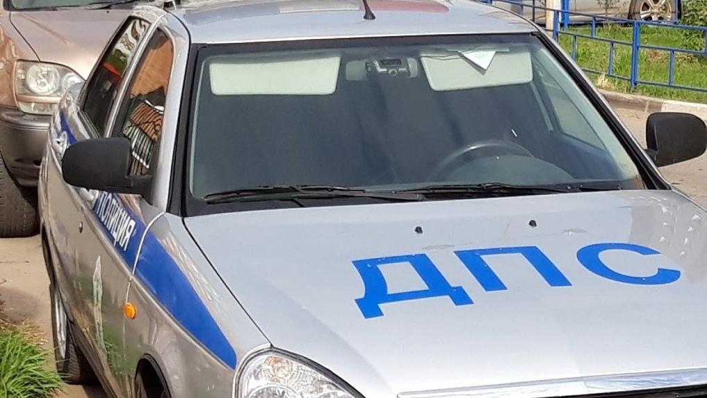 Под Омском в смертельной аварии погиб молодой парень