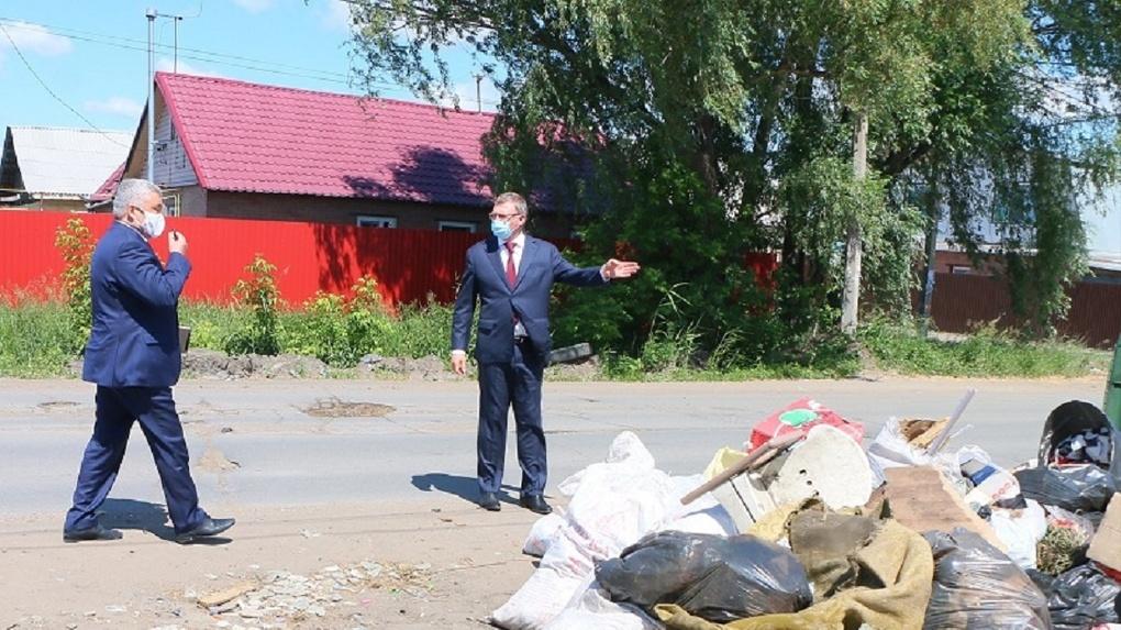 Легализация новых полигонов приведет к снижению тарифа на вывоз мусора для населения