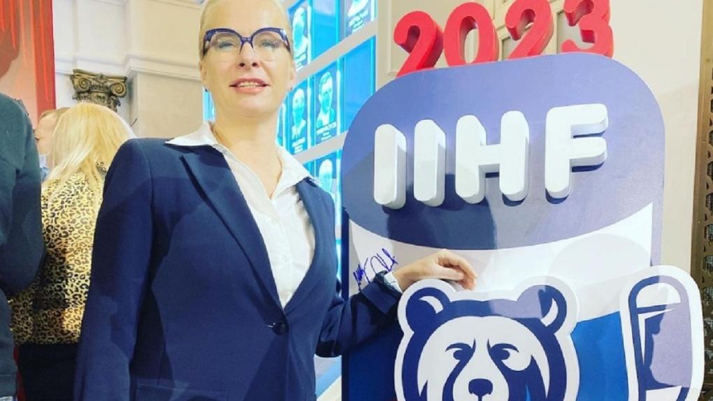 Вице-мэр Новосибирска раскритиковала логотип к МЧМ-2023