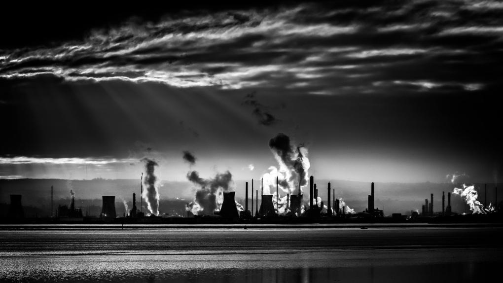 В Омске найден новый источник загрязнения воздуха