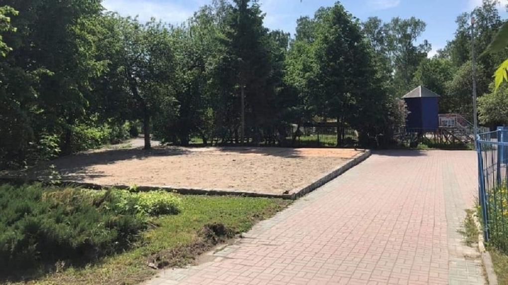 Новый экстремальный аттракцион появится в Центральном парке Новосибирска