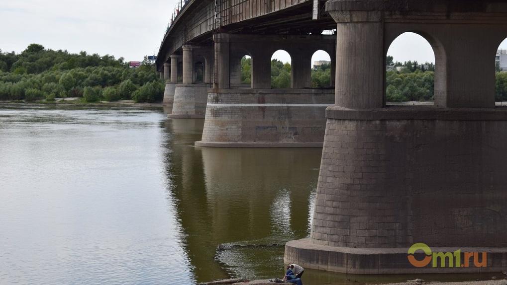 Мэрия планирует начать ремонт Ленинградского моста в Омске