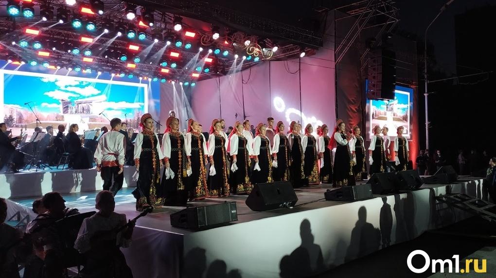 Стала известна стоимость незапланированного праздника в честь присвоения Омску нового звания