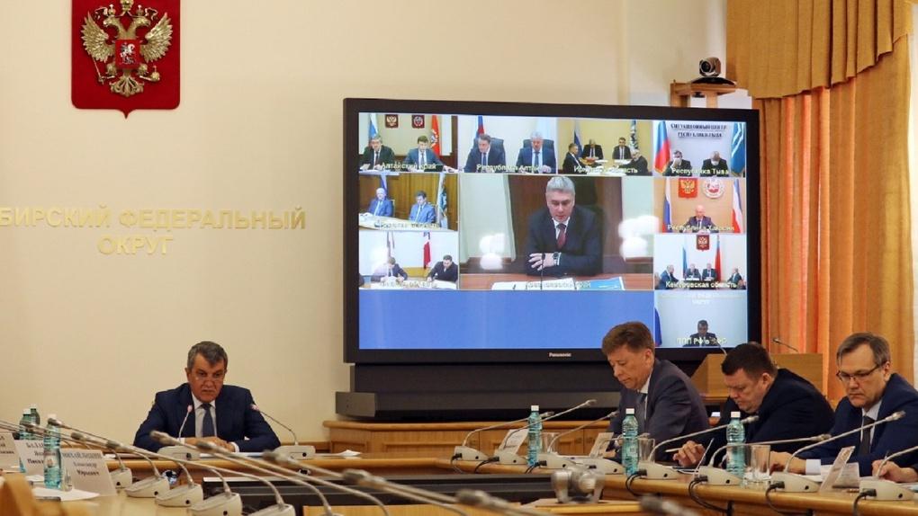Глава «Россети Сибирь» Акилин сообщил полпреду СФО о работе энергетиков при профилактике коронавируса