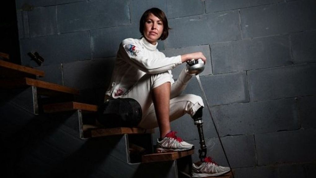 Омичка Юлия Майя взяла золото Кубка мира по фехтованию на колясках