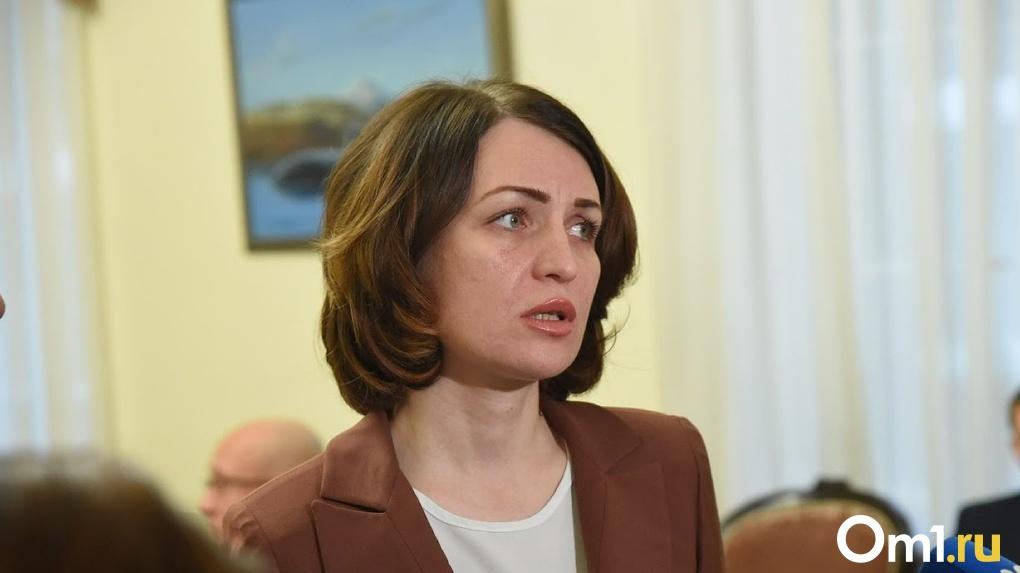 Мэр Омска Оксана Фадина высказалась об открытии школ с 1 сентября