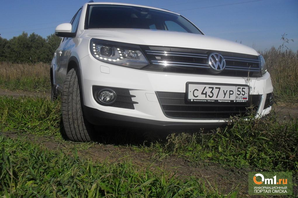 Volkswagen Tiguan. Быстрее, выше, сильнее