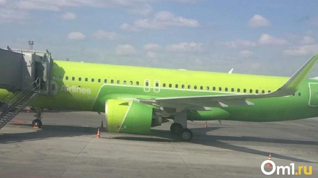 Прокуратура проверяет авиакомпанию S7 после инцидента на рейсе «Новосибирск-Москва»