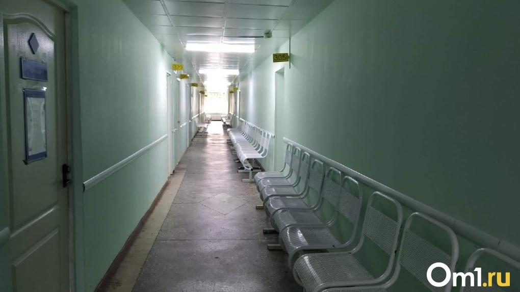 «Ожидание составляет по два часа». В одной из больниц Омска врач не успевает принять детей по времени