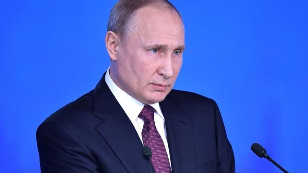 Путин поручил МВД России разобраться с омскими «черными лесорубами»