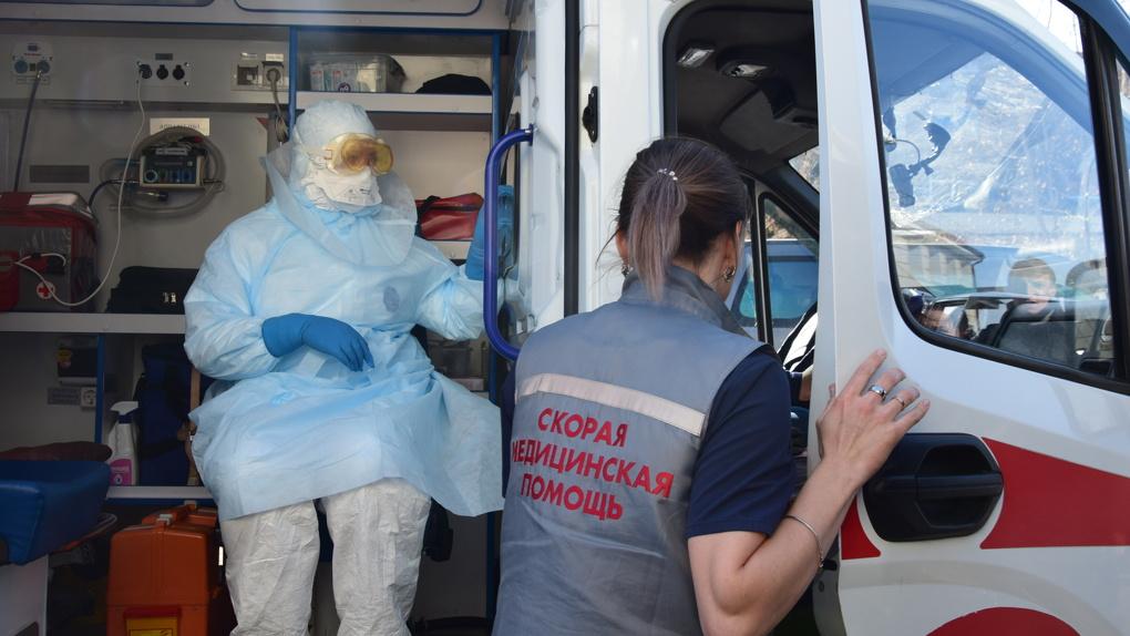 Коронавирус в Новосибирской области: регион занял восьмое место по приросту зараженных