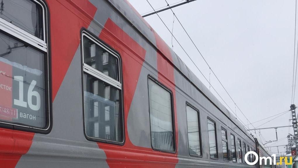 Скоростной поезд вновь связал Новосибирск с Омском