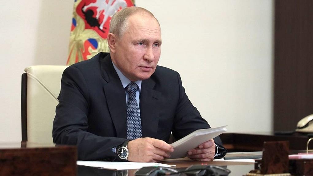 Президент России подписал указ о единовременных выплатах военным, курсантам и правоохранителям
