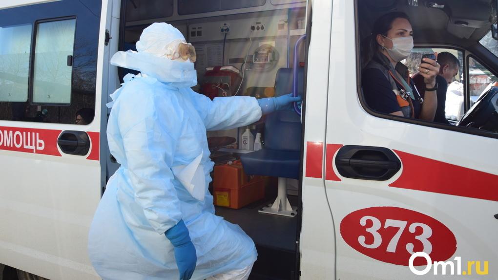 109 новых заражённых и ещё двое погибших: в Новосибирске зафиксирован очередной антирекорд по COVID-19