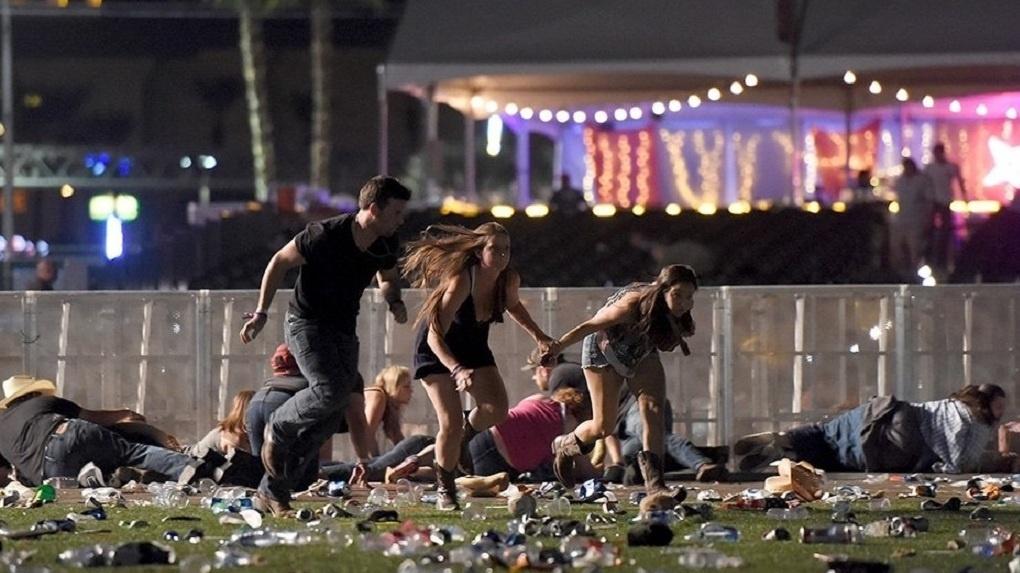 Массовая стрельба и паника на концерте в Лас-Вегасе, десятки погибших. ВИДЕО