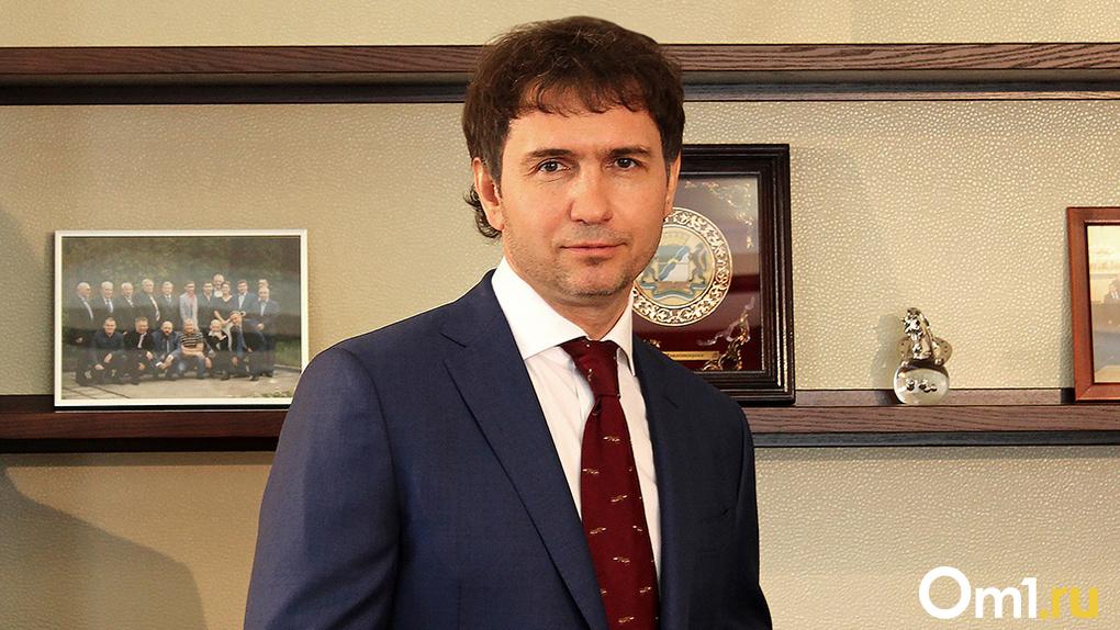 Дмитрий Асанцев переизбран на пост председателя Совета депутатов Новосибирска