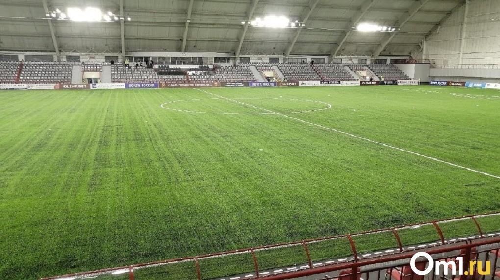 Игроков омского «Иртыша» могли заразить коронавирусом на футбольном поле