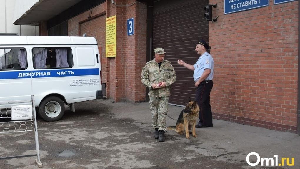 Омич из питерского отделения полиции украл двух служебных собак