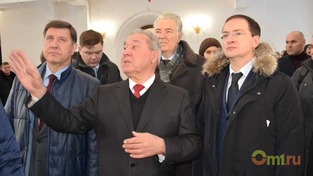 Полежаев предложил не спрашивать мнения омичей, нужен ли в Омске еще один храм
