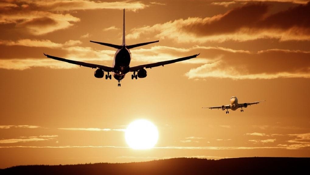 Из-за тумана в Омске не смогли приземлиться четыре самолета