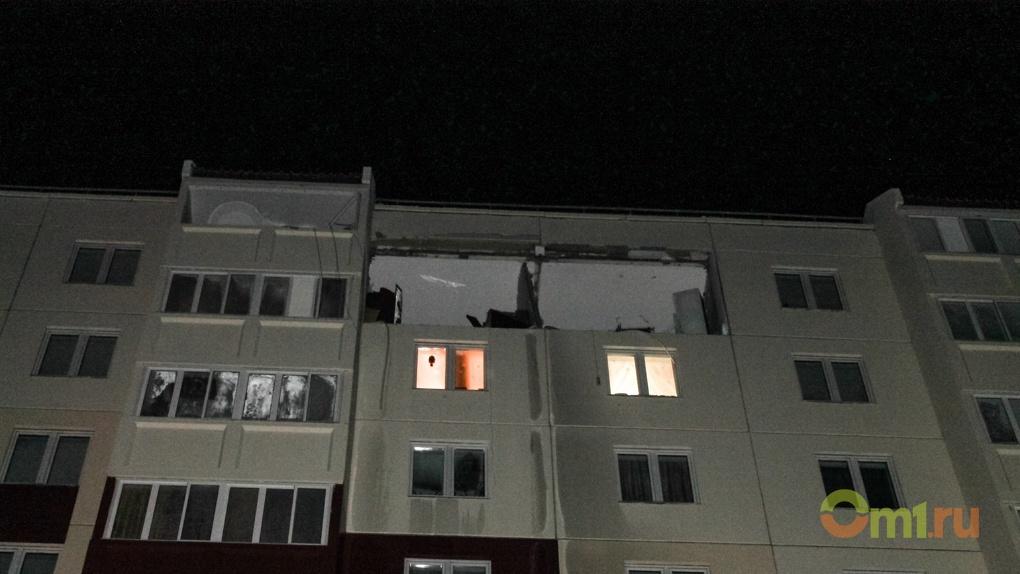 В Омске огласили приговор виновнику взрыва газа в Амуре